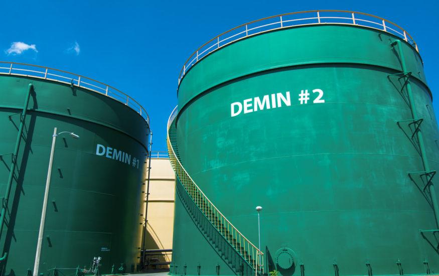 Water Filtration & Desalinization