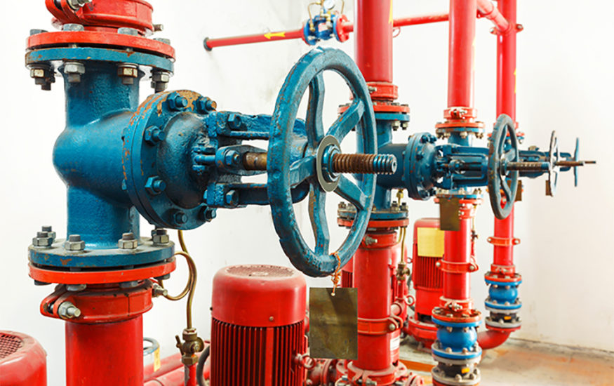 Industrial Safety & Fire Systems