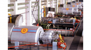Application: Gas Turbine Generator
